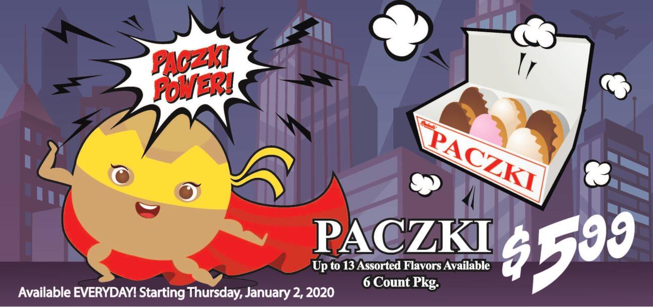 2020 Paczki power website